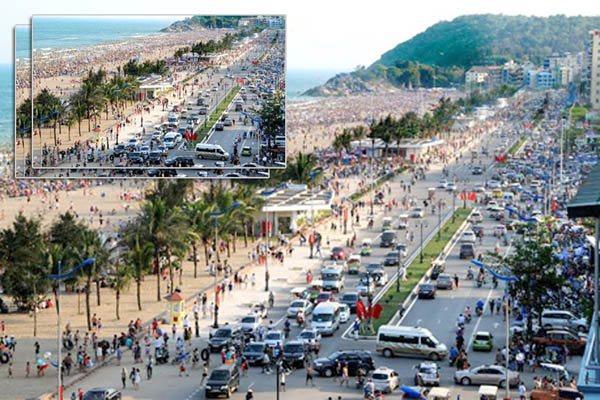 Biển Sầm Sơn - Thanh Hóa
