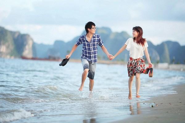 Tuần trăng mật luôn mang đến sự ngọt ngào trong tình yêu
