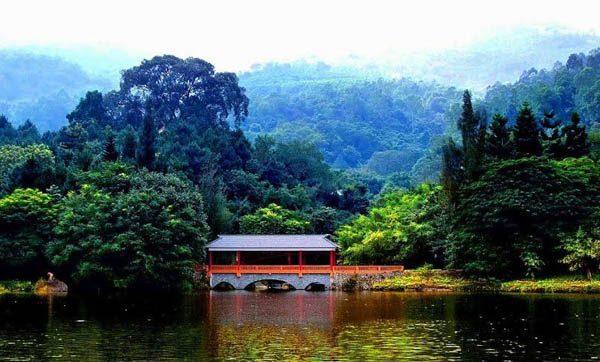 Khu du lịch sinh thái Ao Vua - Ba Vì