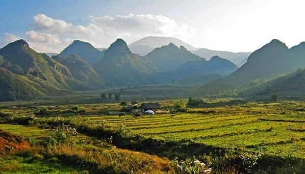 Lai Châu là một địa điểm tuyệt vời bởi những vẻ đẹp tiềm ẩn vô cùng hấp dẫn