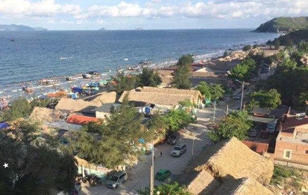 Khu du lịch biển Hải Hòa - Bãi biển đẹp nhất miền đất xứ Thanh