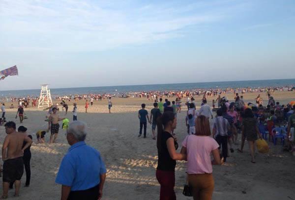 Trà Cổ - Vùng biển đầy hấp dẫn cho các chuyến nghỉ mát