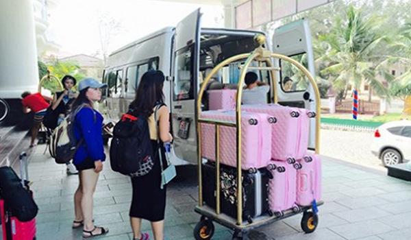Dịch vụ xe đưa đón sân bay Nội Bài