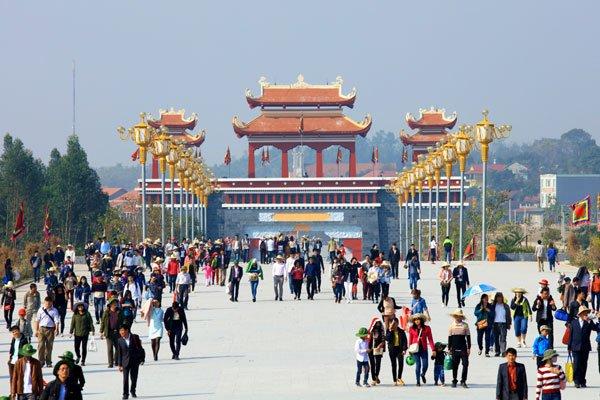 Lễ hội Tây Thiên - Vĩnh Phúc