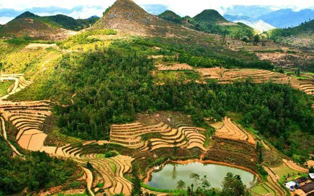 Mảnh đất Hà Giang