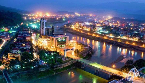 Thành Phố Lào Cai Về Đêm