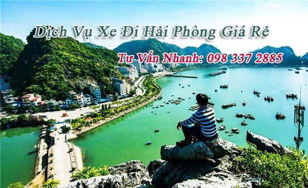 Cho Thuê Xe Đi Hải Phòng Giá Rẻ Tại Hà Nội