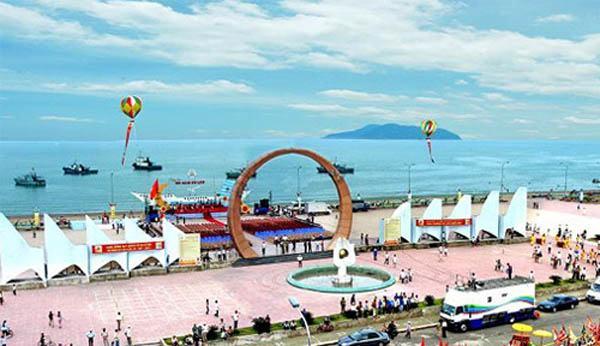 Khu du lịch biển Cửa Lò - Nghệ An