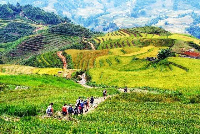 Mai Châu - Điểm đến du lịch nổi tiếng của Hòa Bình