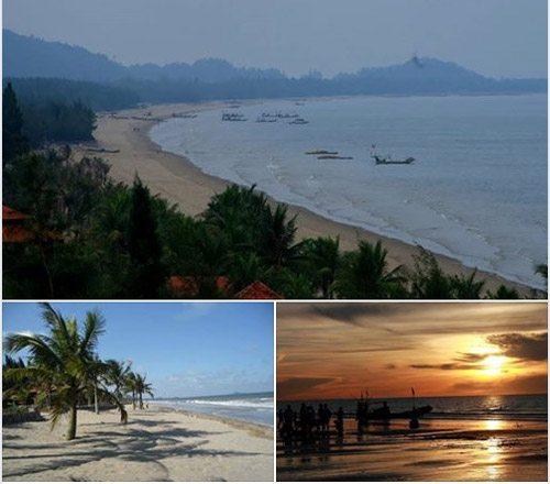 Biển Hải Tiến - Nét đẹp muôn mầu của vùng biển Thanh Hóa