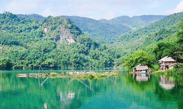 Du lịch Thung Nai - Hòa Bình mùa nào cũng đẹp