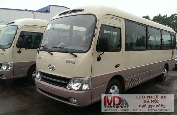 Công ty chuyên cho thuê xe 29 chỗ đi Móng Cái(Quảng Ninh) giá rẻ tại Hà Nội