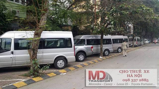 công ty cho thuê xe ở Từ Liêm - Hà Nội
