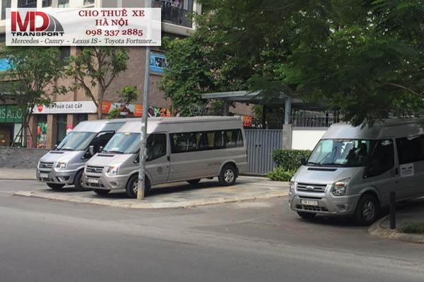 Cho Thuê Xe 16 Chỗ Đi Tuyên Quang