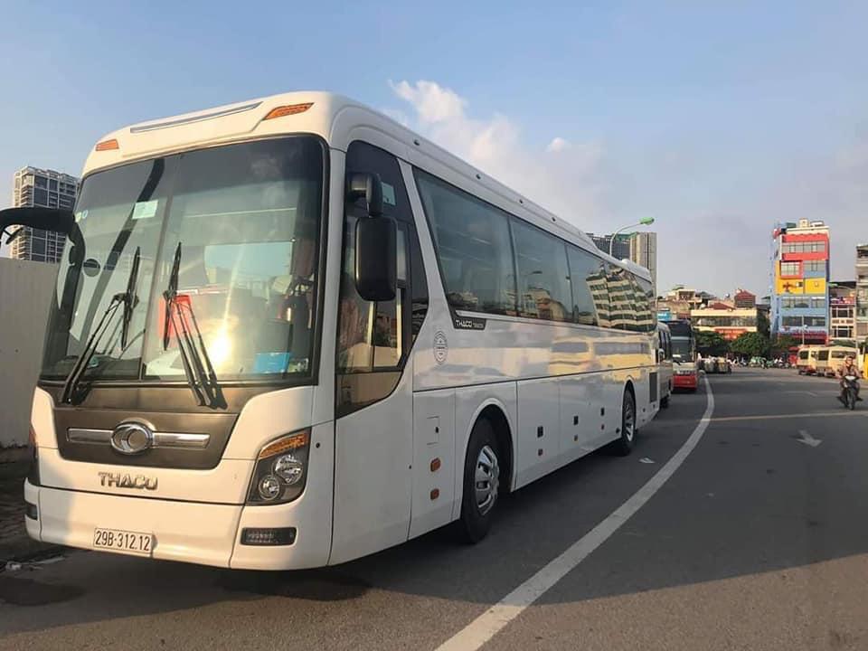 Cho thuê xe 45 chỗ đi Thanh Hóa đầy ưu đãi tại Hà Nội