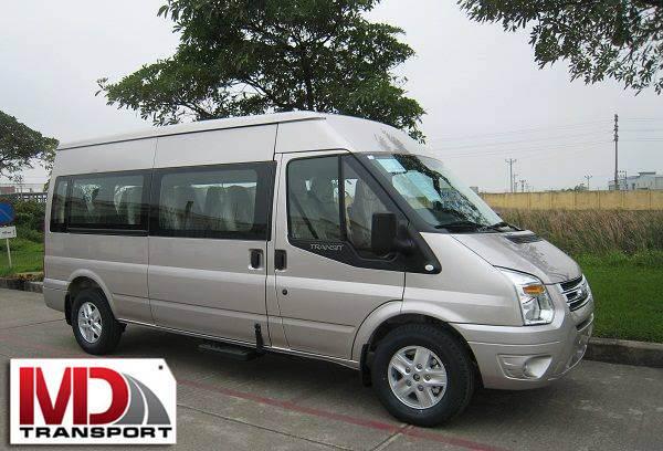 Dịch vụ cho thuê xe 16 chỗ đi chùa Ba Vàng giá rẻ tại Hà Nội
