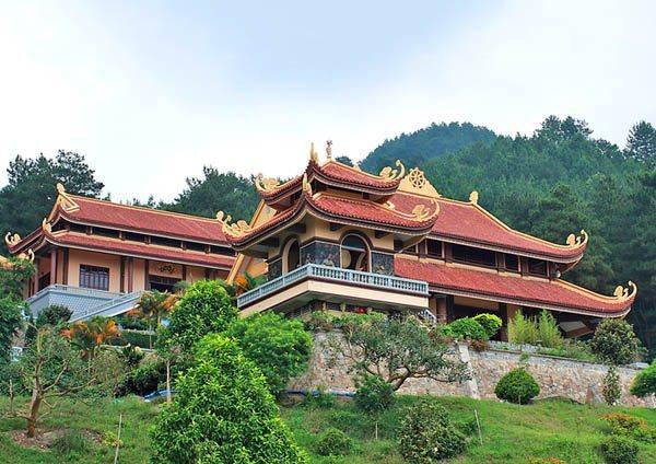 Thiền viện trúc lâm Tây Thiên - Vĩnh Phúc