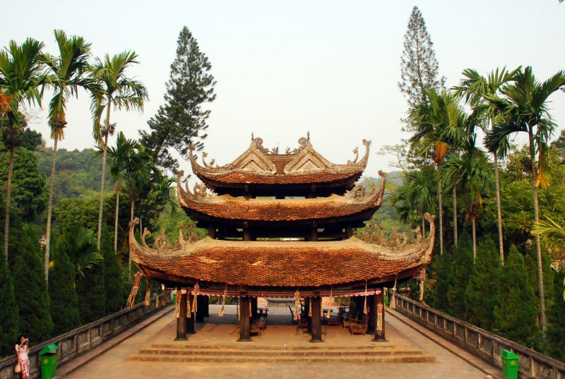 Ý nghĩa của việc đi lễ chùa đầu năm