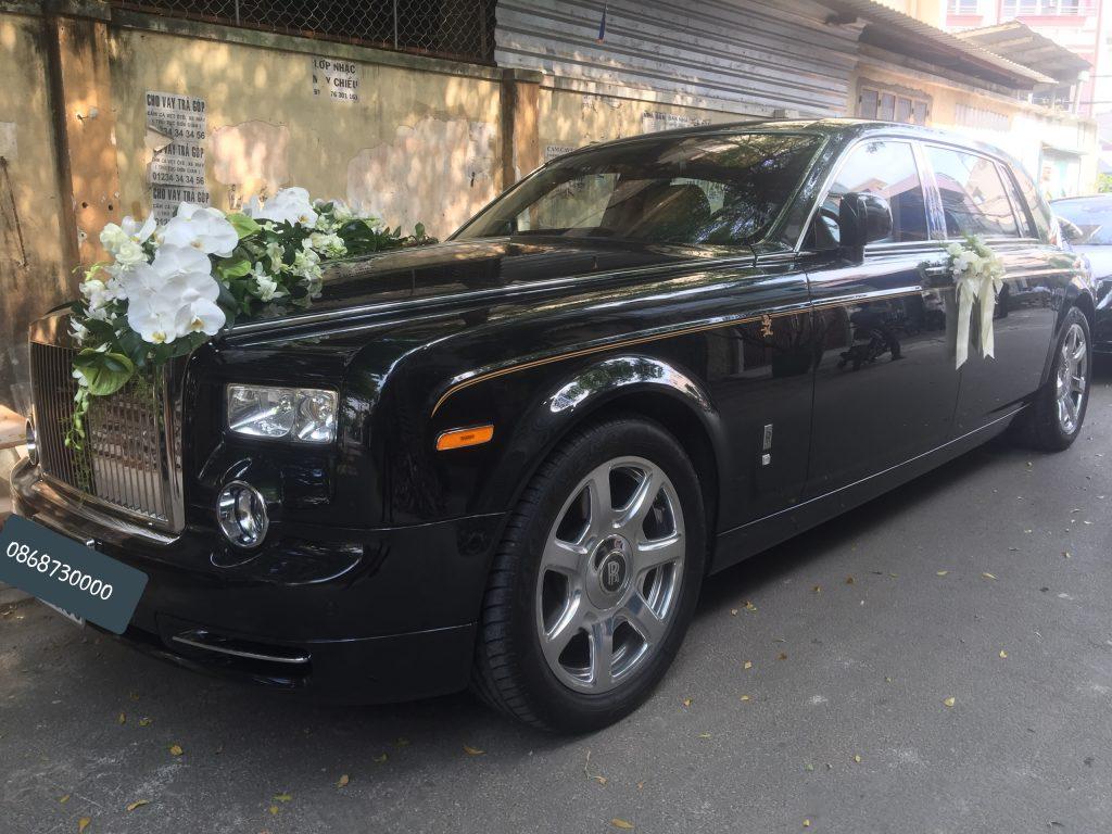 Một vài lưu ý nhỏ khi trang trí xe hoa đám cưới