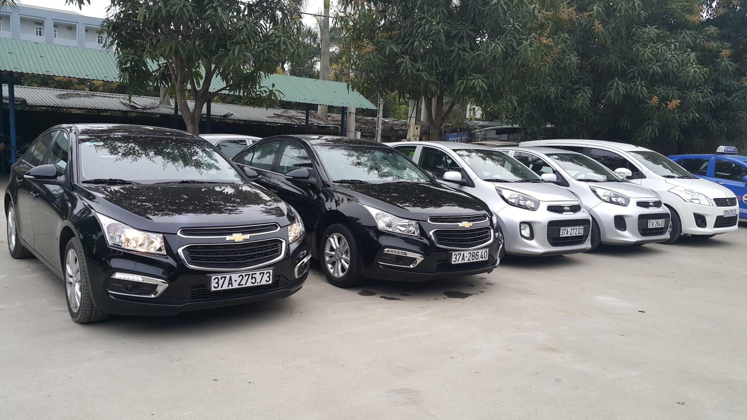 Dịch vụ thuê xe chất lượng tại Hà Nội