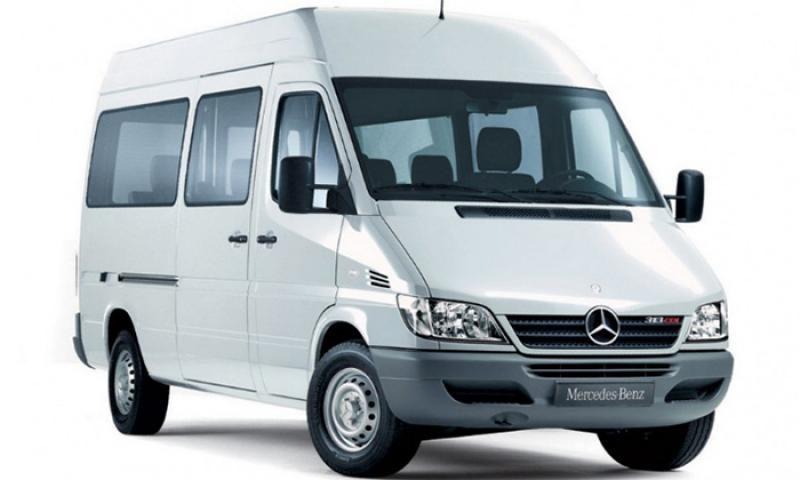 Xe Mercedes 16 chỗ