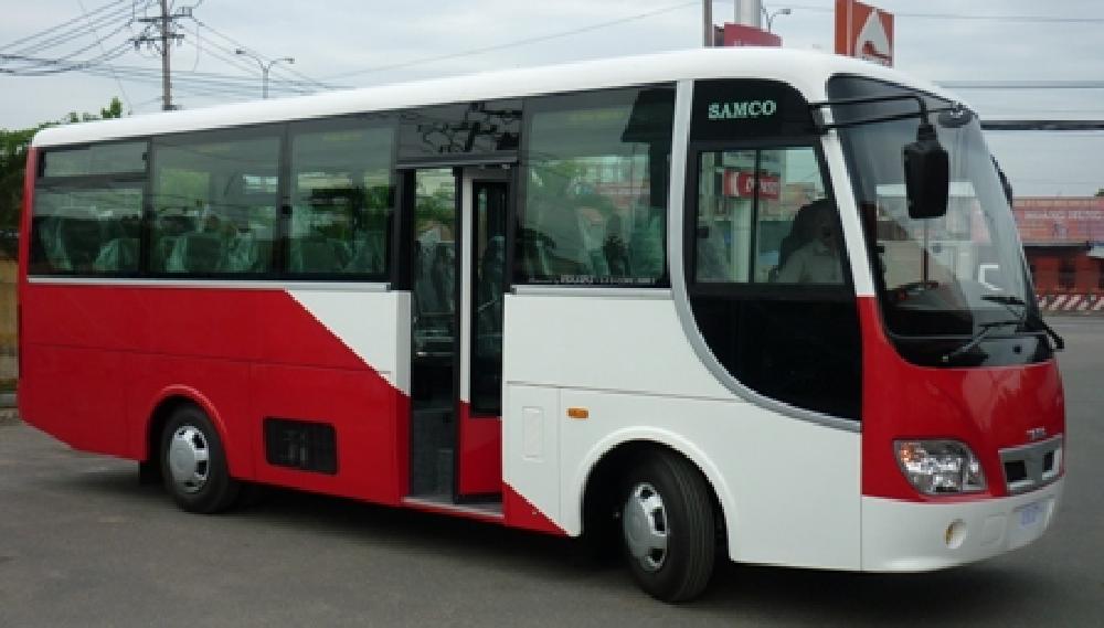 Xe 29 chỗ Hà Nội