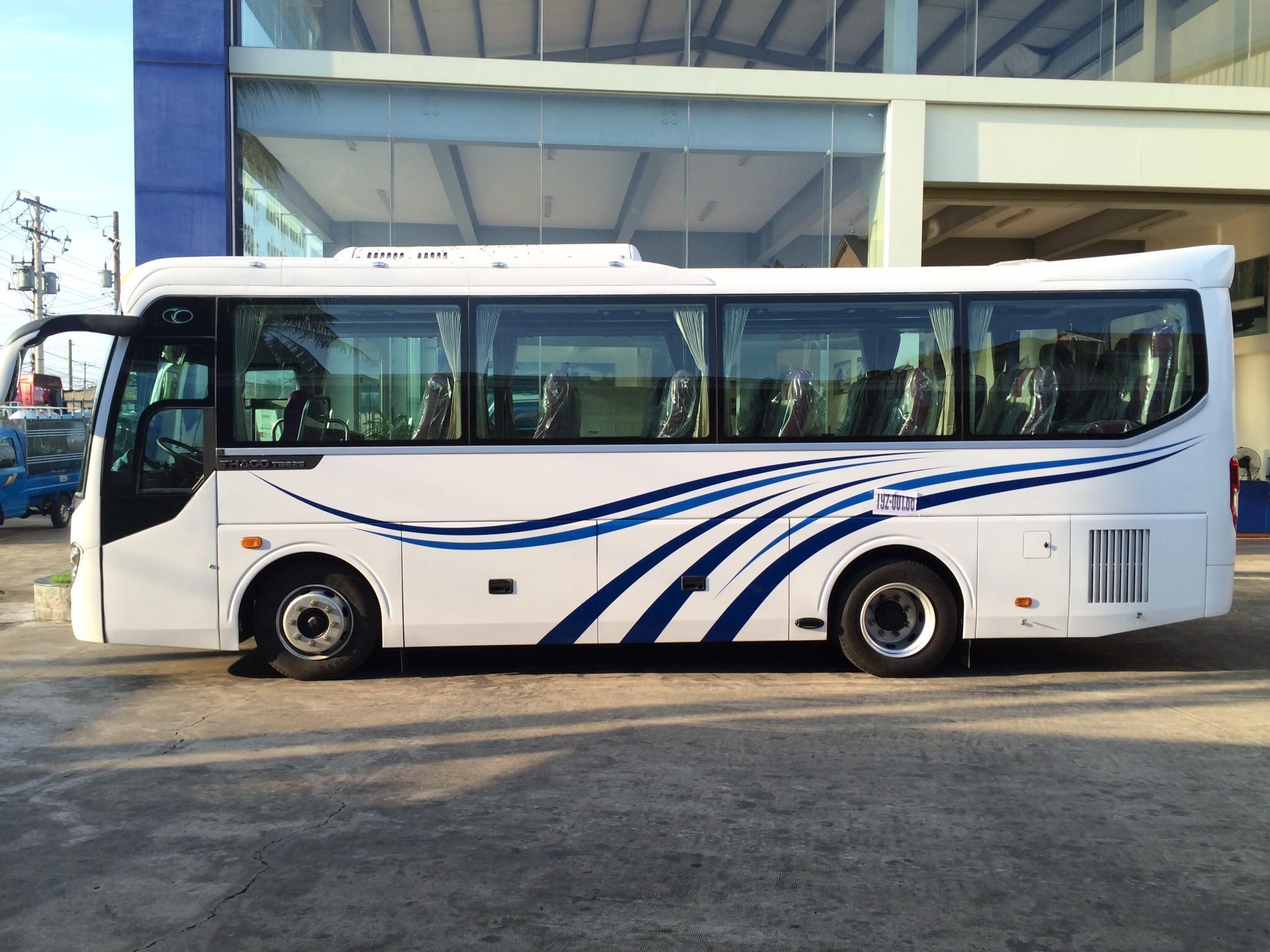 Dòng xe Huyndai Thaco Town được khách hàng yêu thích