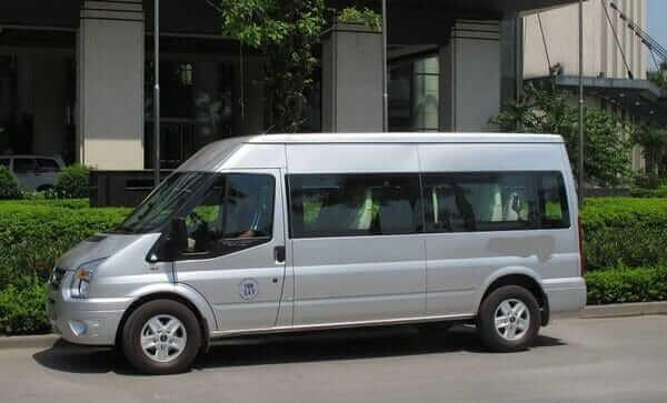 Đơn vị cho thuê xe đi Thái Bình đảm bảo chất lượng