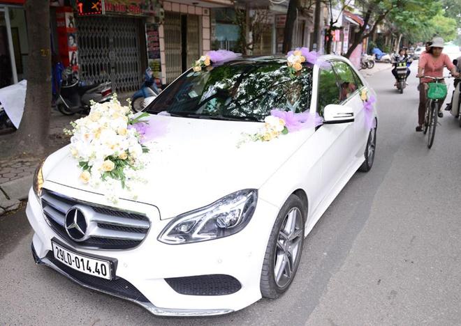 Những lợi ích khi chọn lựa dịch vụ thuê xe cưới tại Minh Đức