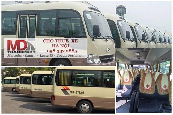 Thuê xe du lịch Ba Vì tại Minh Đức
