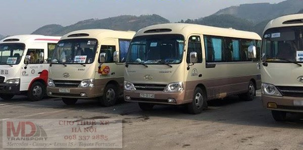 Điểm danh một vài đơn vị cho thuê xe du lịch uy tín