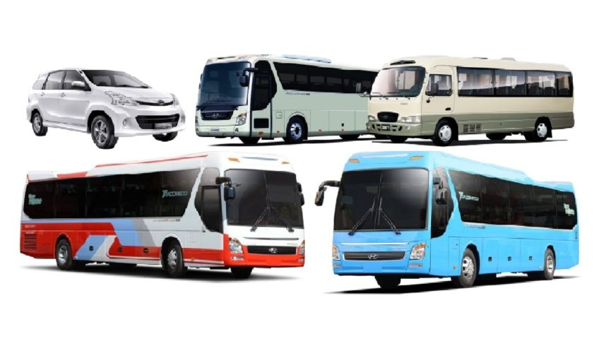Tham khảo và lựa chọn đơn vị cho thuê xe du lịch phù hợp